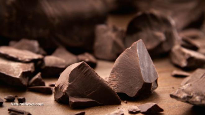 5. Čokolada je prirodni aspirin