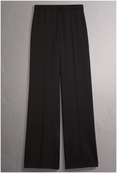 Pantalone sa širokim nogavicama