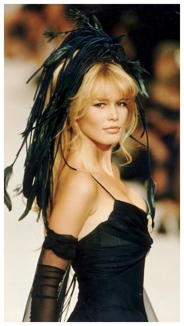 3 Revija Chanel 1994. godine