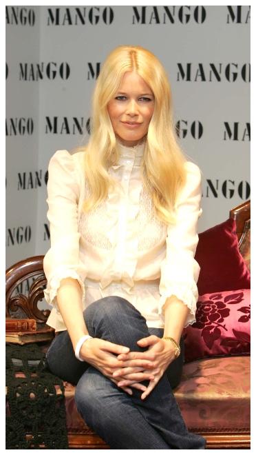 4 Stil kolekcije Mango iz 2005. joj je blizak u privatnom životu