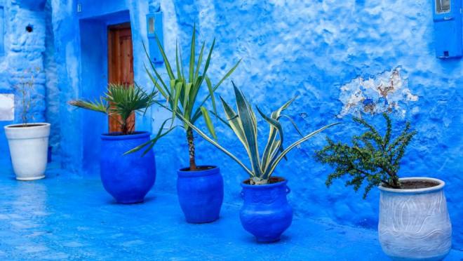 Šefšauen, Maroko