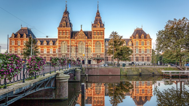 Amsterdam, Holandija