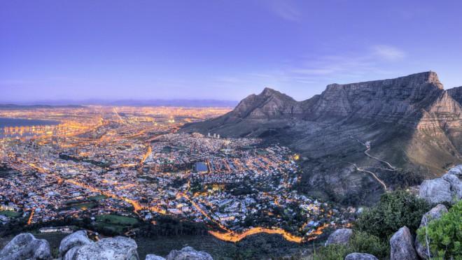 Kejptaun, Južna Afrika