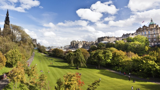 Edinburgh i Leith, Velika Britanija