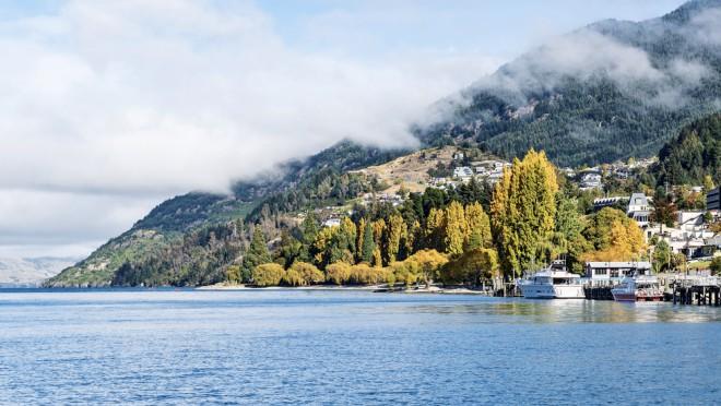 Kvinstaun, Novi Zeland