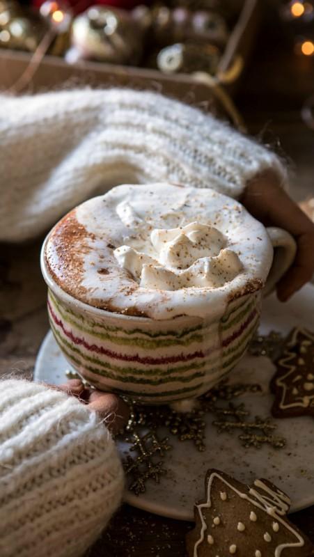 Topla čokolada - Vanilla Mocha