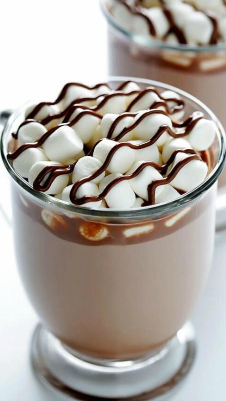 Nutella topla čokolada