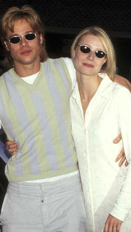 Brad Pitt i Gwyneth Paltrow