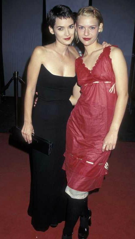 Winona Ryder i Claire Danes