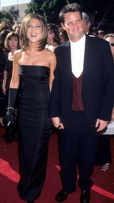 Jennifer Aniston i Matthew Perry