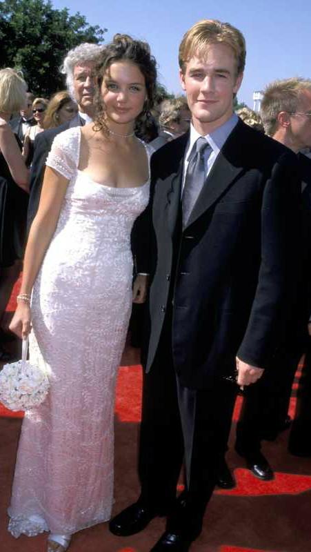 Katie Holmes i James Van Der Beek