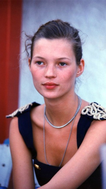1990: Minimalistička šminka