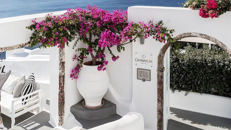 Canaves Oia, Santorini