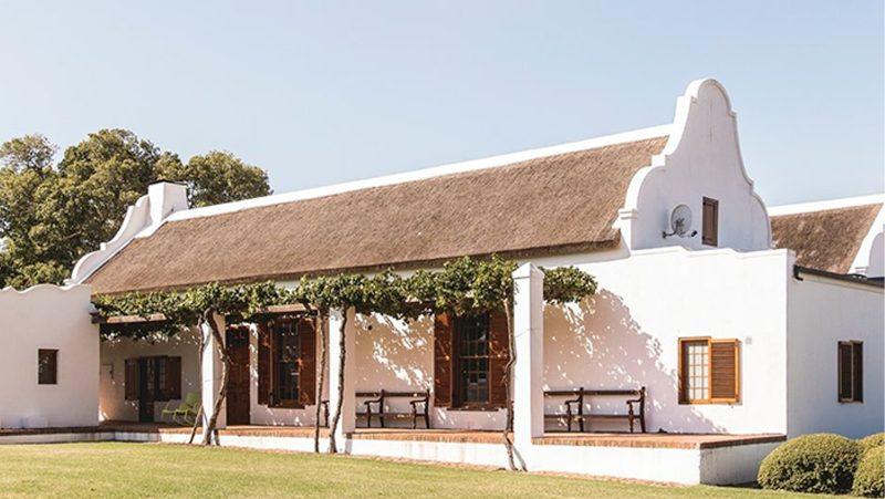 Babylonstoren, Južna Afrika