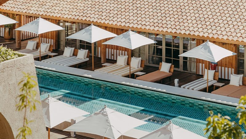 Hotel Lily Of The Valley, St Tropez