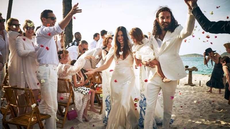Venčanja na plaži