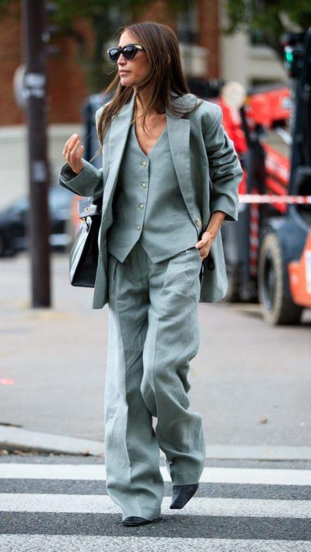 Predimenzionirane pantalone