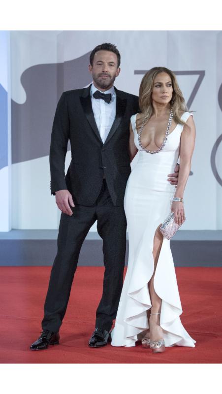 Jennifer Lopez, Georges Hobeika